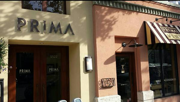 Prima Ristorante, Walnut Creek, CA logo