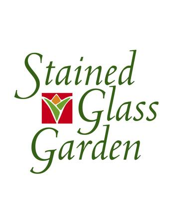 The Stained Glass Garden, Berkeley, CA logo