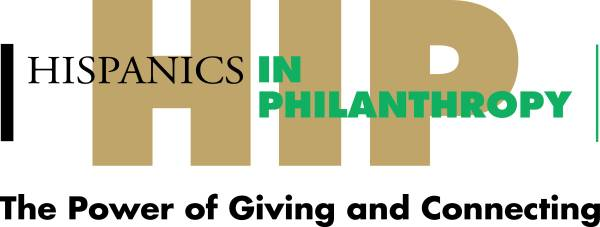 Hispanics in Philanthropy, Oakland, CA logo