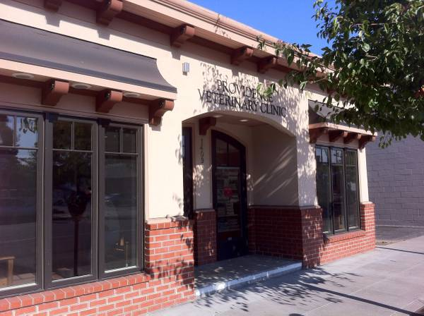 Providence Veterinary Hospital & Clinic, Alameda, CA logo