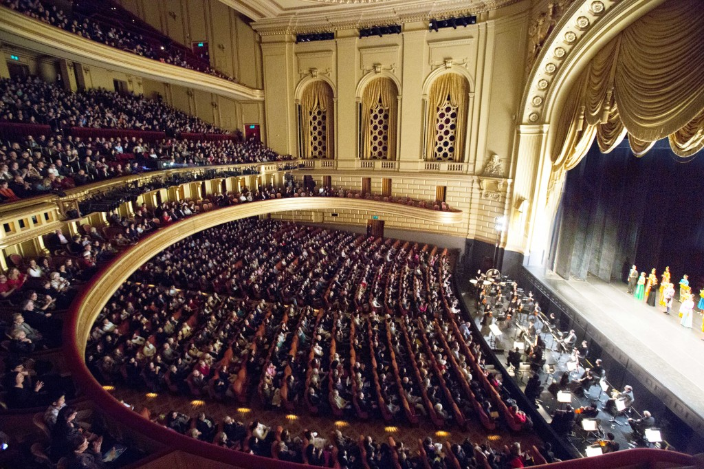 San Francisco Opera, San Francisco, CA - Localwise business profile picture