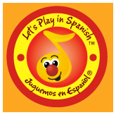 Let's Play In Spanish, San Francisco, CA logo