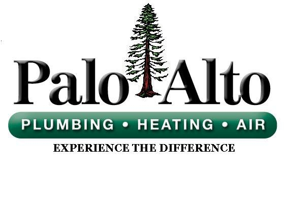 Palo Alto Plumbing, Heating, and Air, Palo Alto, CA logo