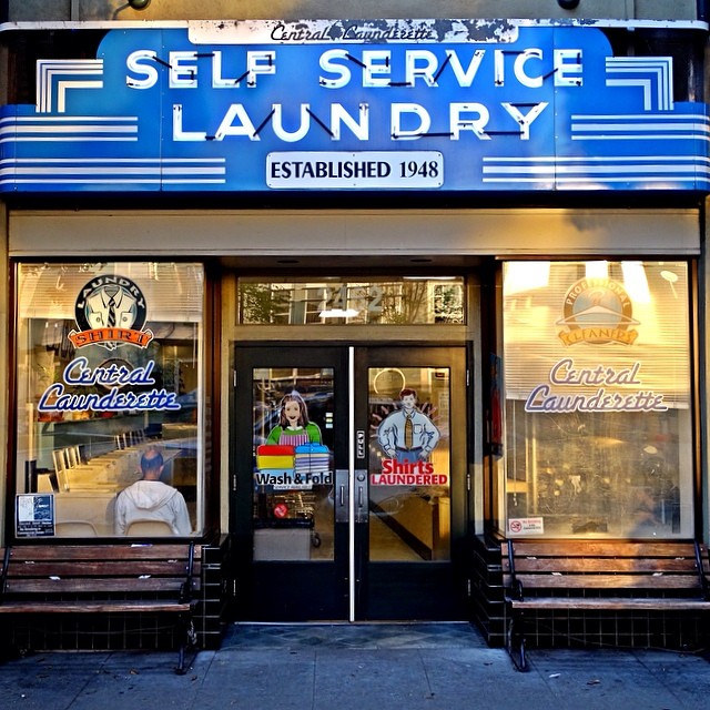 Central Launderette, Berkeley, CA - Localwise business profile picture