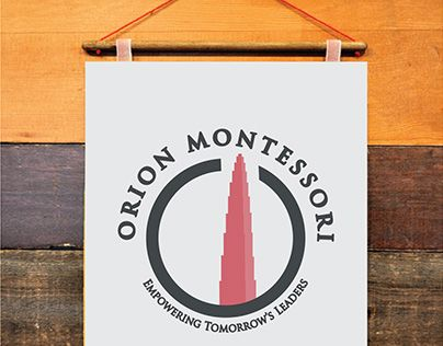 Orion Montessori School, San Jose, CA logo