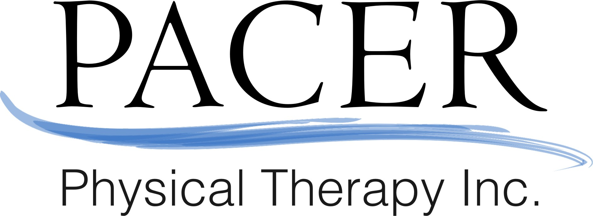 Pacer Physical Therapy Inc., San Ramon, CA logo