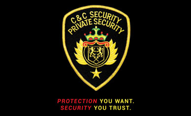 C&C Security Patrol, Fremont, CA logo