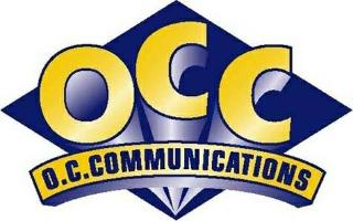 O. C. Communications, Concord, CA logo