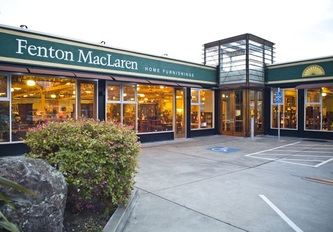 Fenton MacLaren Home Furnishings, Berkeley, CA logo