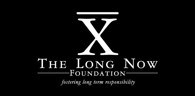 The Long Now Foundation, San Francisco, CA logo