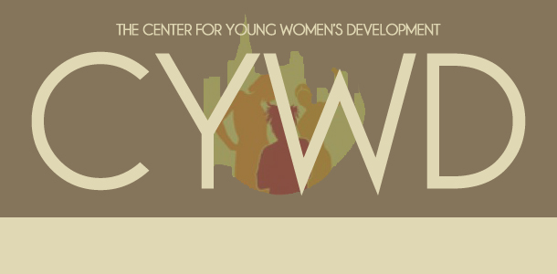 The Center for Young Women's Development, San Francisco, CA logo