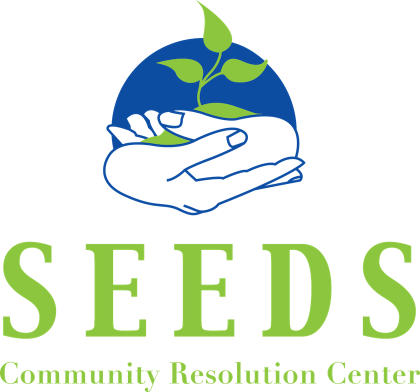 SEEDS Community Resolution Center, Berkeley, CA logo