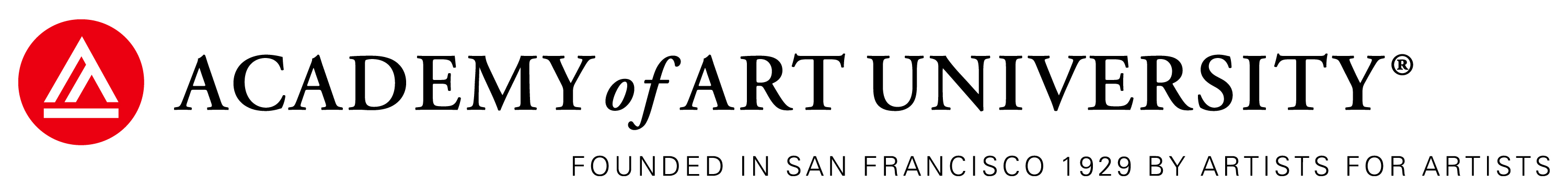 Academy of Art University, San Francisco, CA logo