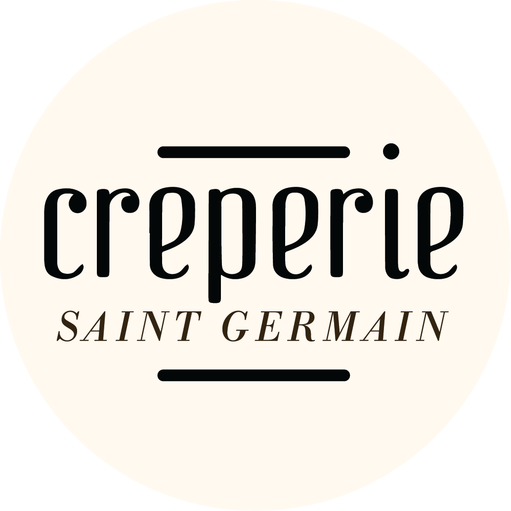 Creperie Saint Germain, San Francisco, CA logo