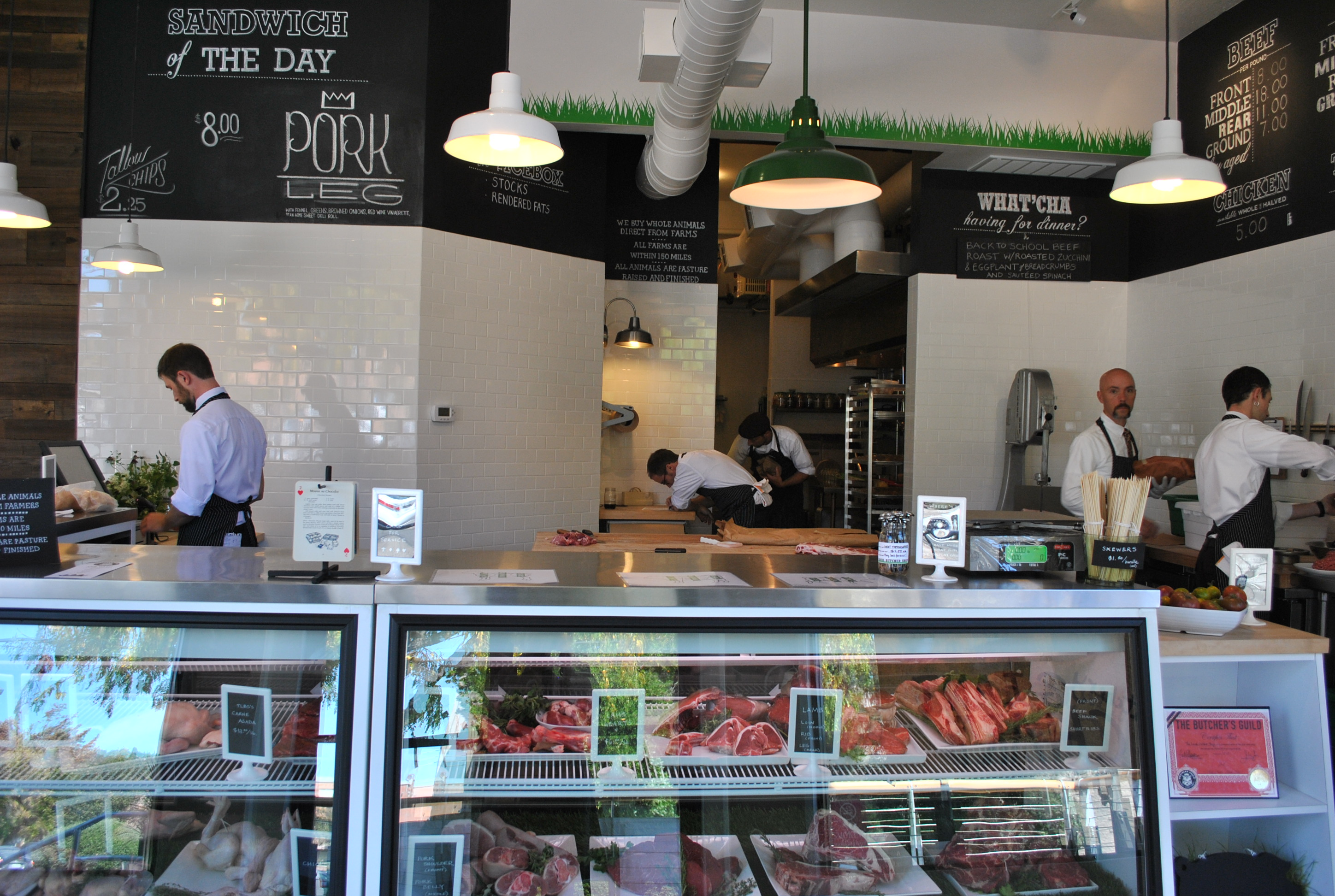 The Local Butcher Shop, Berkeley, CA - Localwise business profile picture