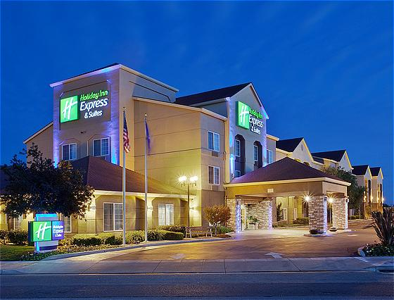 Holiday Inn Express & Suites Oakland Airport, Oakland, CA - Localwise business profile picture