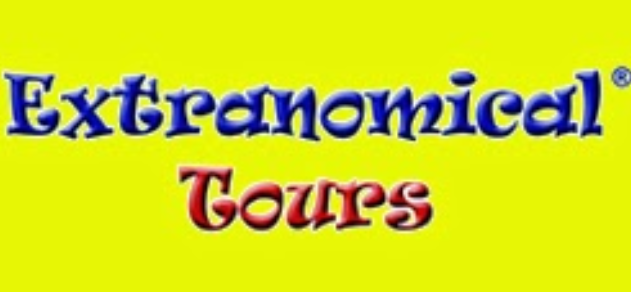 Extranomical Tours, San Francisco, CA logo