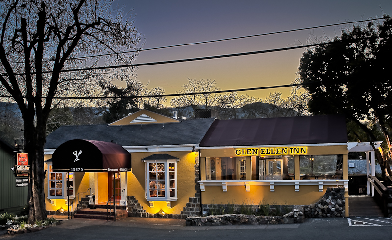 Glen Ellen Inn Oyster Grill & Martini Bar, Glen Ellen, CA - Localwise business profile picture