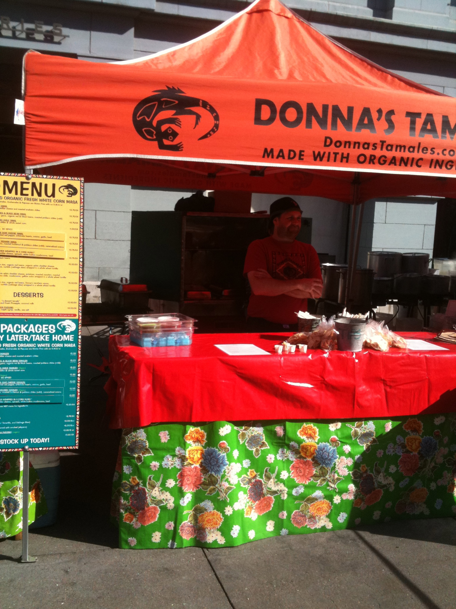 Donna's Tamales, Fairfax, CA - Localwise business profile picture
