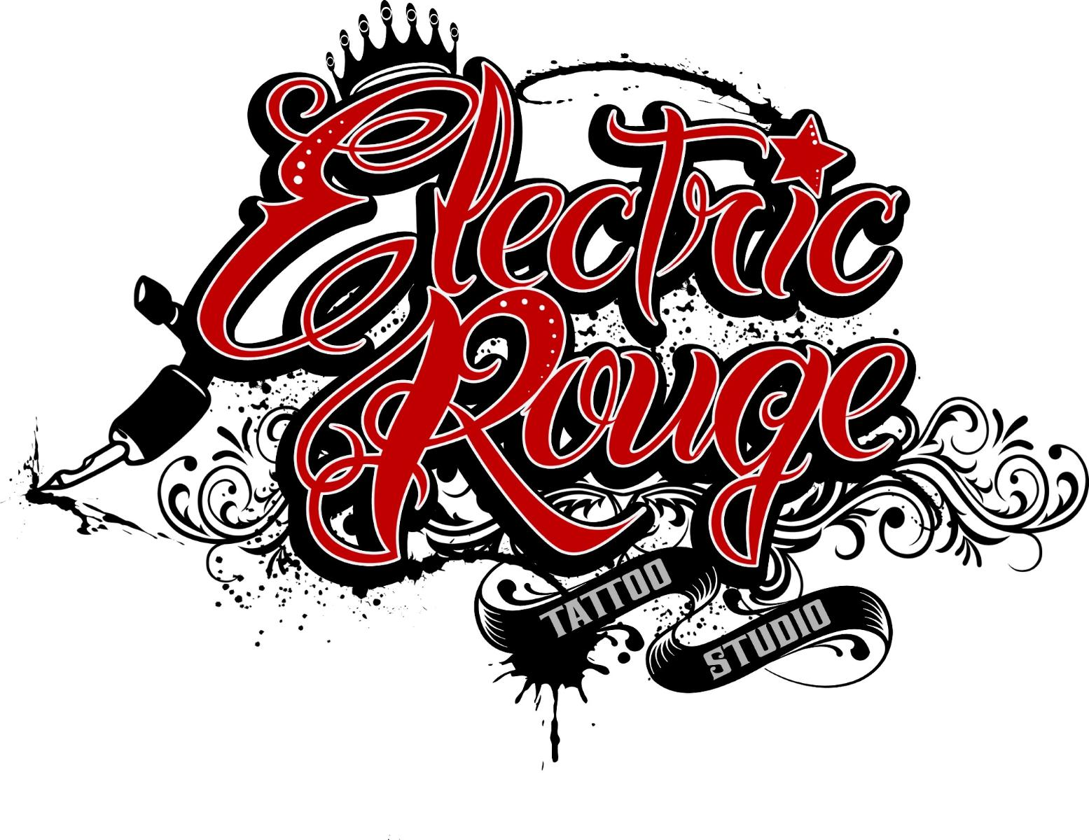 Electric Rouge Tattoo, Oakland, CA logo