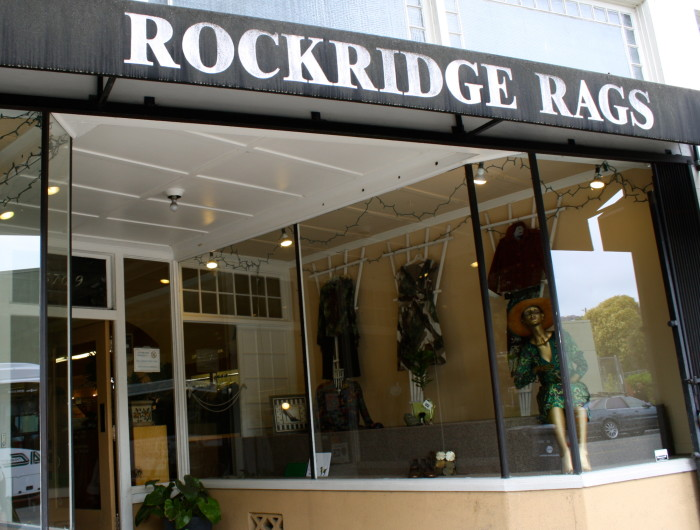 Rockridge Rags Consignment, Oakland, CA - Localwise business profile picture