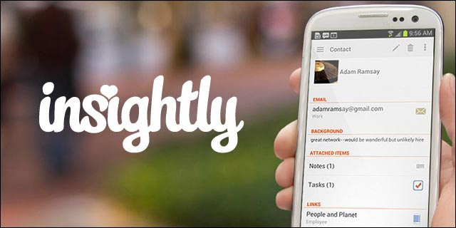Insightly, San Francisco, CA - Localwise business profile picture