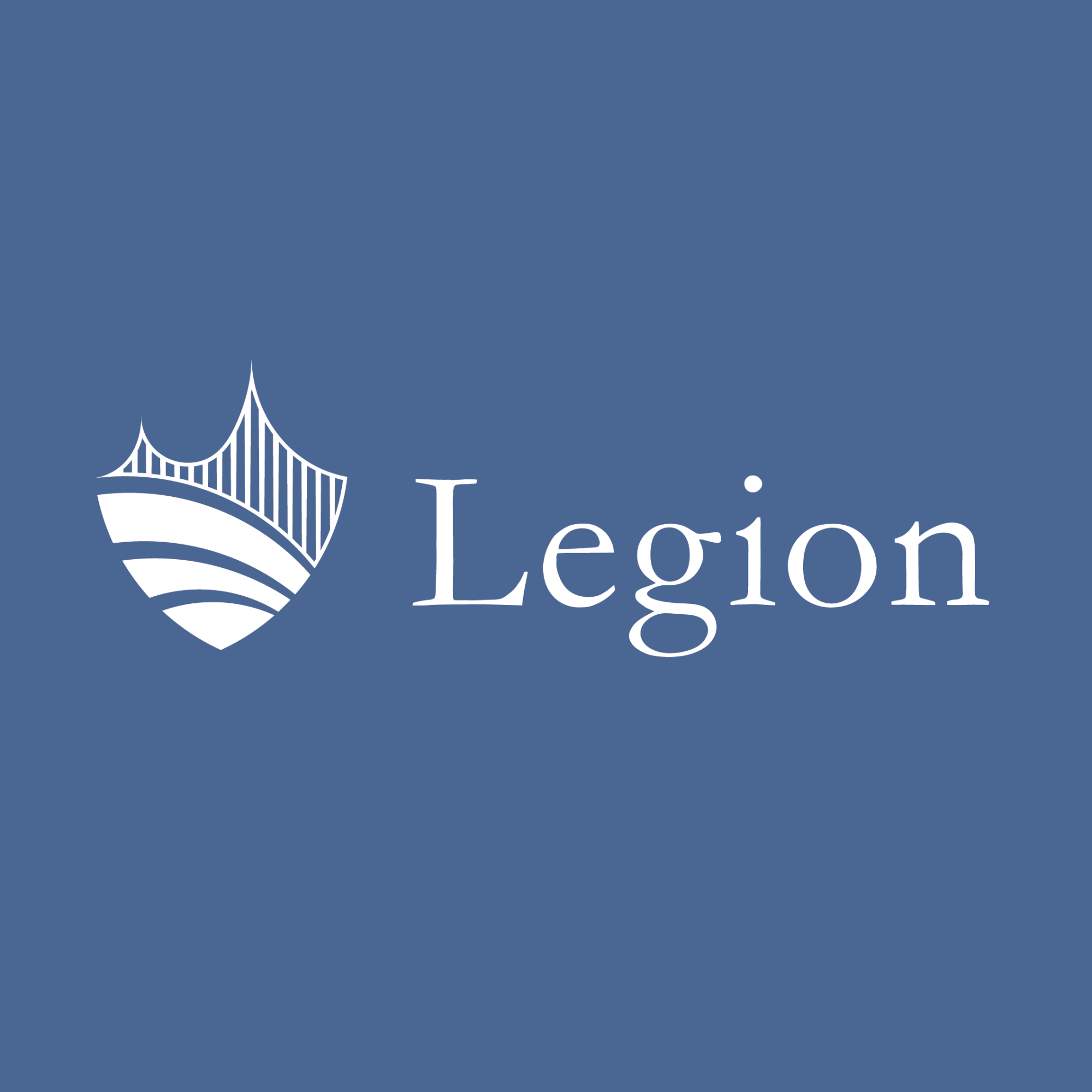 Legion, San Francisco, CA logo