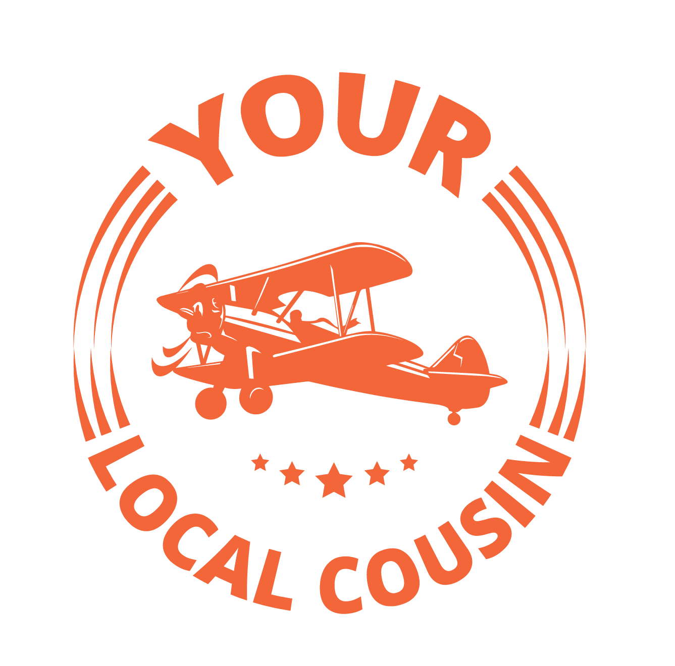 Your Local Cousin, Oakland, CA logo