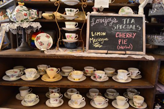 Lovejoy's Tea Room, San Francisco, CA - Localwise business profile picture