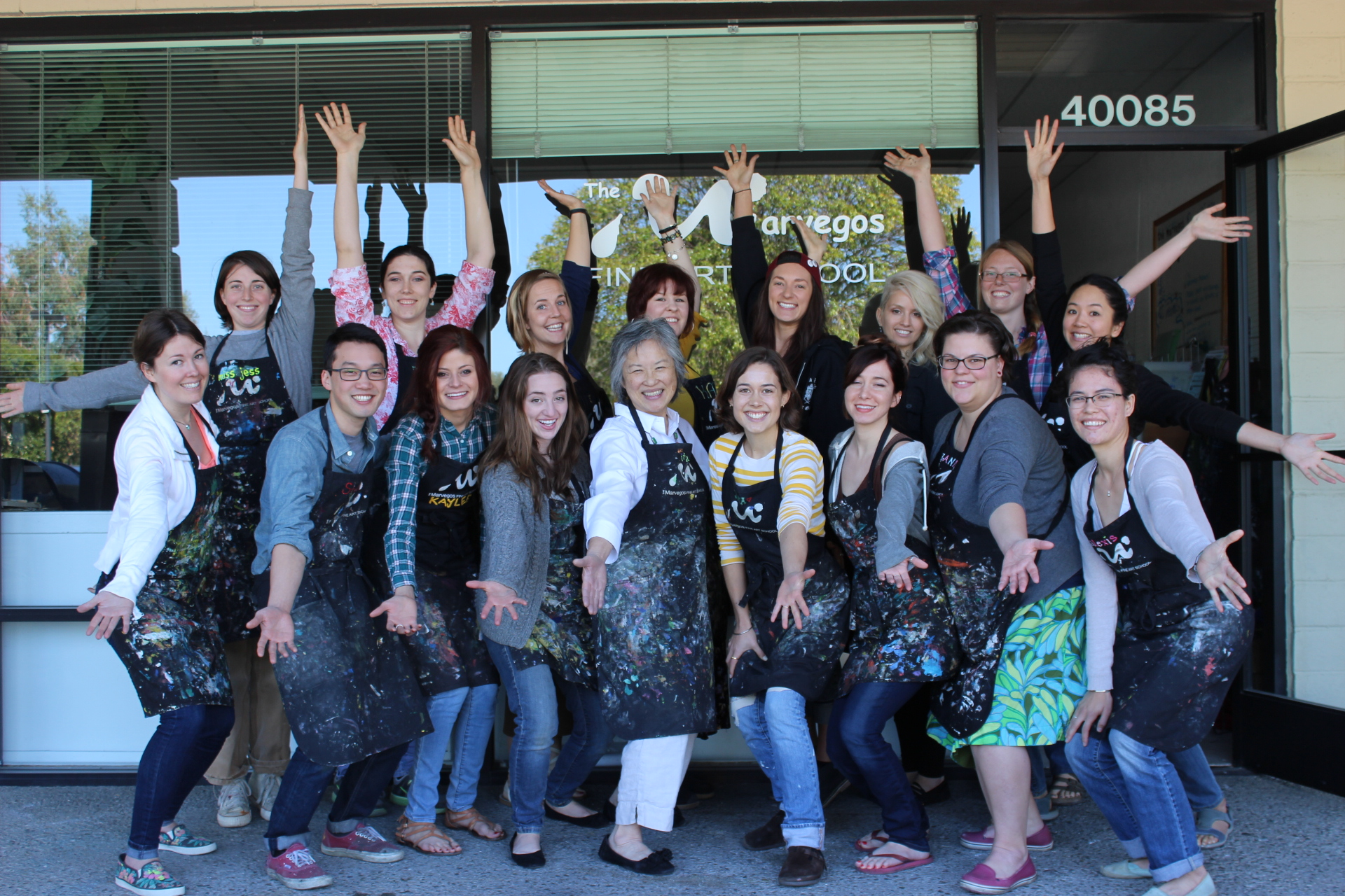 The Marvegos Fine Art School, San Ramon, CA - Localwise business profile picture