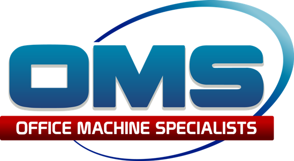 Office Machine Specialists, Concord, CA logo