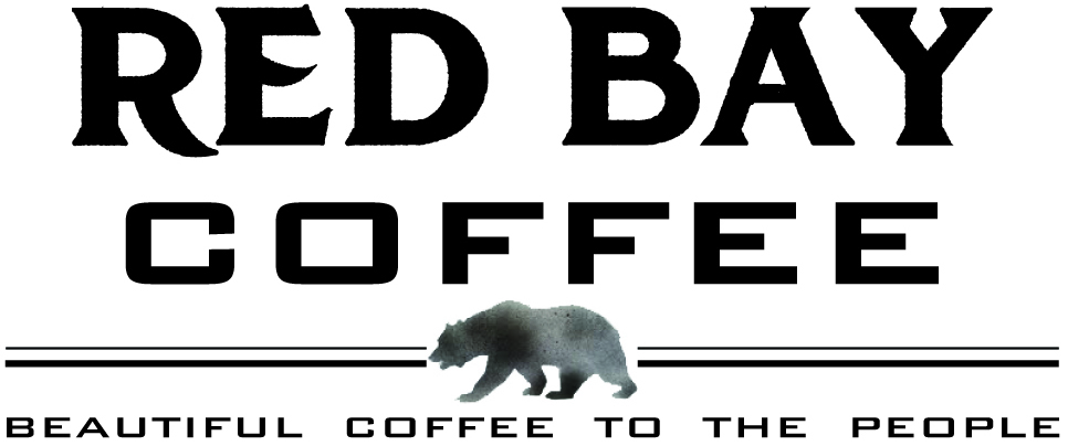 Red Bay Coffee Roasters, Oakland, CA logo