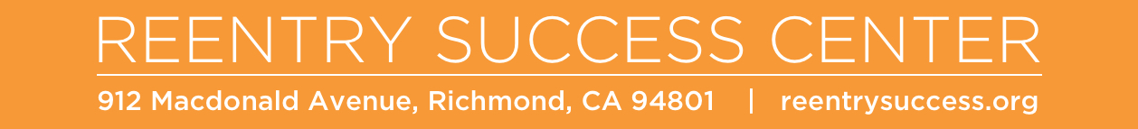 Reentry Success Center, Richmond, CA - Localwise business profile picture