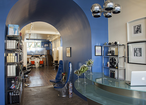 Secret Agent Salon, San Francisco, CA - Localwise business profile picture