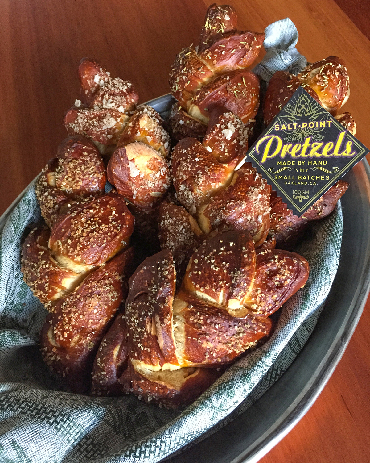 The Salt Point Pretzel Company, Oakland, CA - Localwise business profile picture