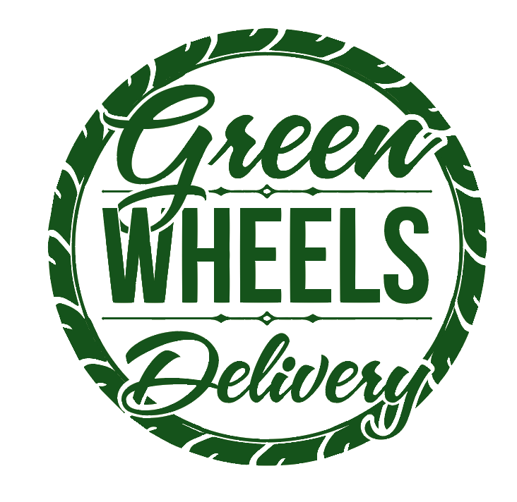 Green Wheels Delivery, Oakland, CA logo