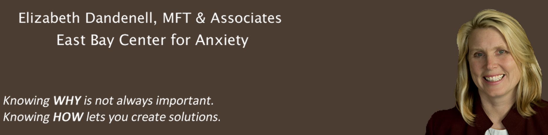 East Bay Center for Anxiety, Alameda, CA - Localwise business profile picture