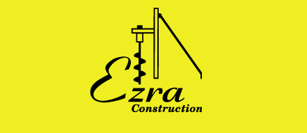Ezra Construction, Berkeley, CA logo