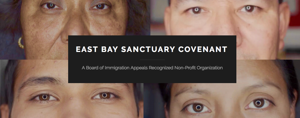 East Bay Sanctuary Covenant, Berkeley, CA logo