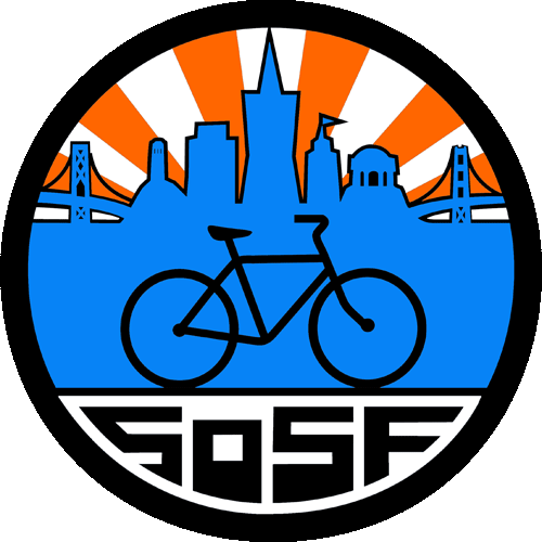 Streets of San Francisco Bike Tours, San Francisco, CA logo