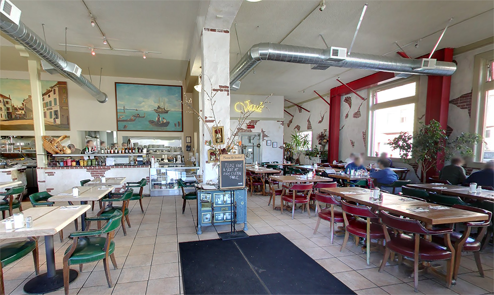 The Vault Restaurant & Cafe, Berkeley, CA - Localwise business profile picture