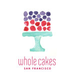 Whole Cakes, San Francisco, CA logo