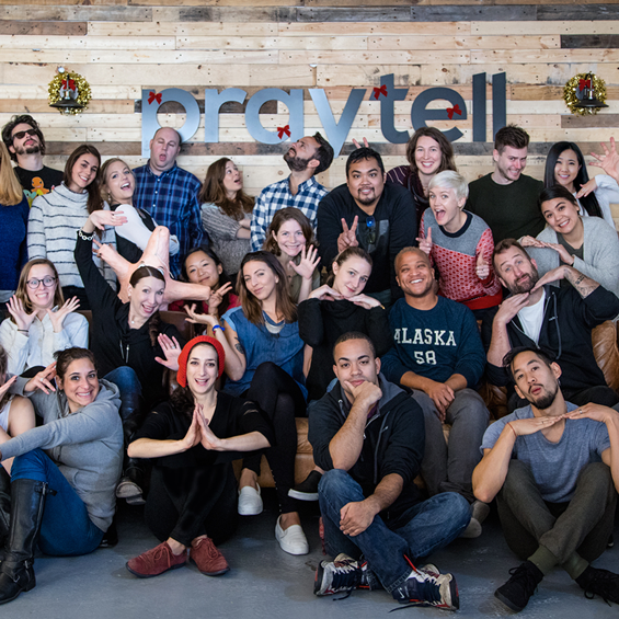 Praytell, San Francisco, CA - Localwise business profile picture