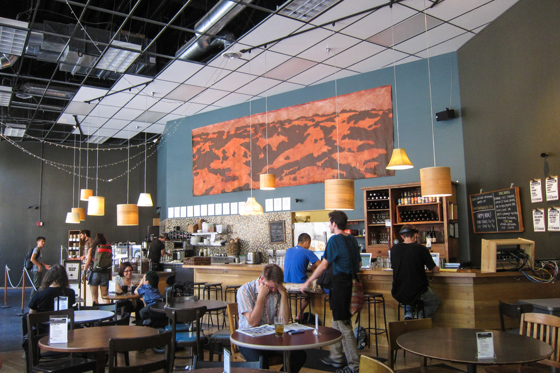 Awaken Cafe, Oakland, CA - Localwise business profile picture