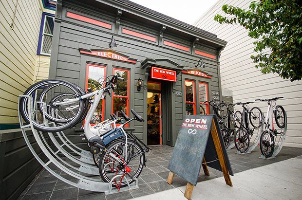 The New Wheel, San Francisco, CA - Localwise business profile picture