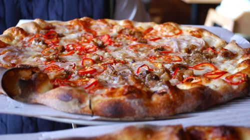 Howie's Artisan Pizza, Palo Alto, CA - Localwise business profile picture