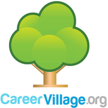 CareerVillage.org, San Francisco, CA logo