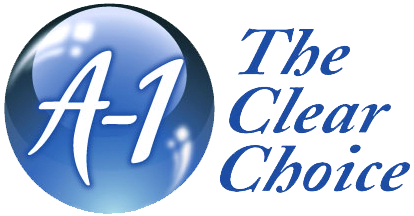 A-1 The Clear Choice, Berkeley, CA logo