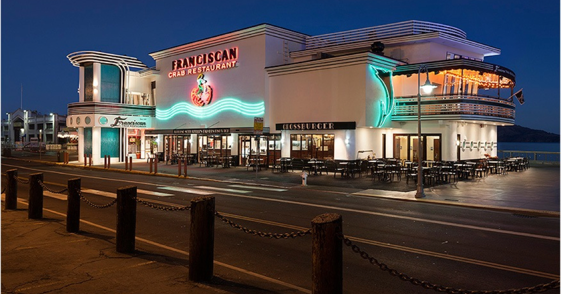 The Franciscan Crab Restaurant, San Francisco, CA - Localwise business profile picture