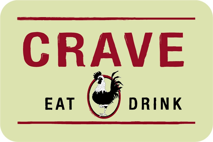 CRAVE Cafe, San Francisco, CA logo